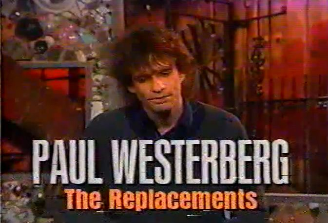 '120 Minutes' Rewind: Paul Westerberg dishes on the 'Mats and 'All Shook Down' — 1991