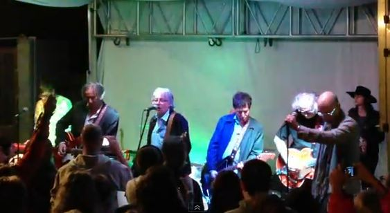 Video: R.E.M.'s Peter Buck, Mike Mills go back to 'Rockville' with Ed Kowalczyk of Live