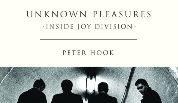 Contest: Win an autographed copy of Peter Hook's 'Unknown Pleasures: Inside Joy Division'