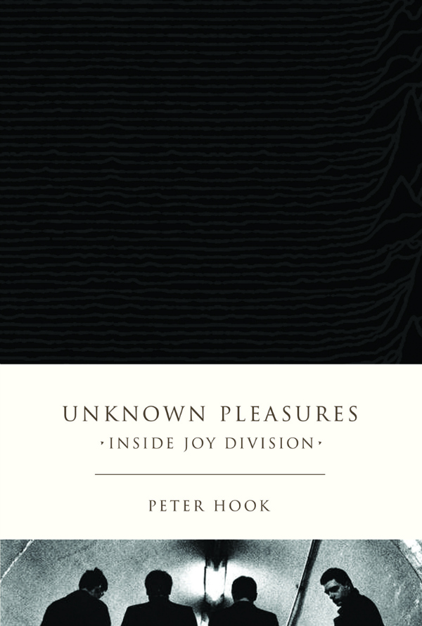 Peter hook unknown pleasures