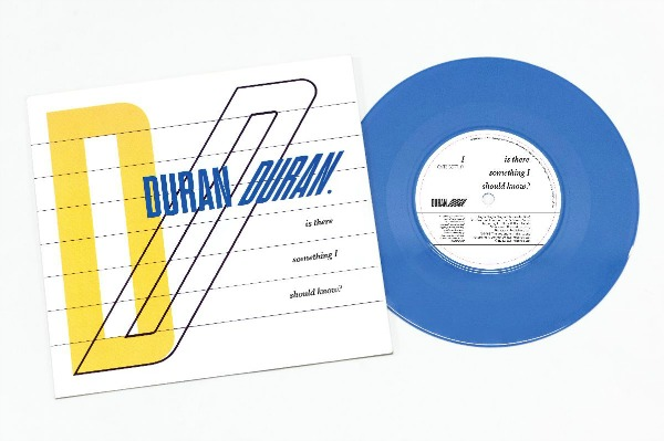 Duran Duran preps blue 'Is There Something I Should Know?' 7-inch for Record Store Day