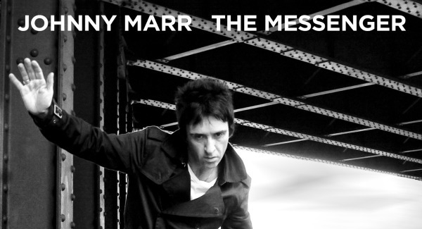 Stream: Johnny Marr, 'The Messenger' — ex-Smiths guitarist's new solo album