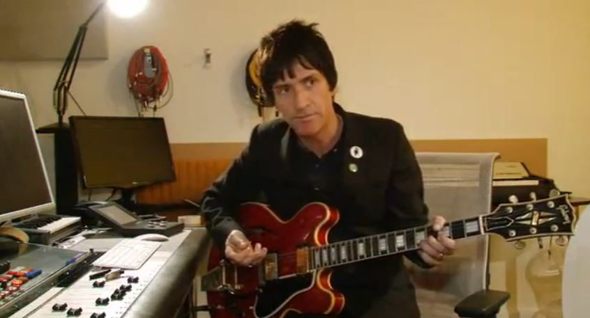 Video: Johnny Marr on writing The Smiths' 'Heaven Knows I'm Miserable Now'