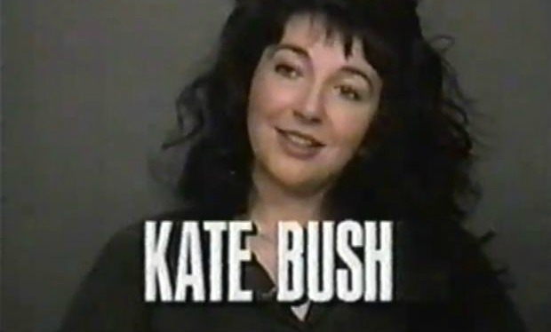 '120 Minutes' Rewind: '120 X-Ray' on Kate Bush circa 'Sensual World'  — Jan. 21, 1990