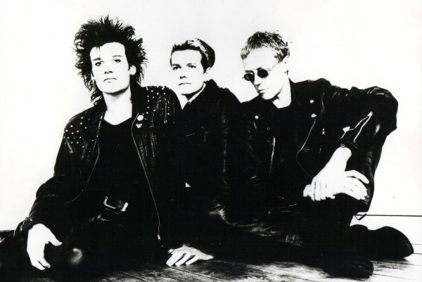 Love and Rockets circa 1989