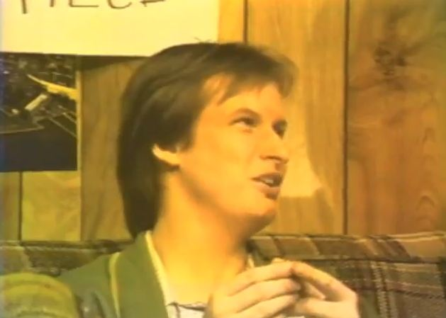 Vintage Video: XTC's Andy Partridge, Colin Moulding get in bed with cable-access TV