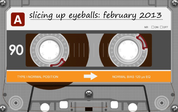 Download: Auto Reverse  Slicing Up Eyeballs Mixtape (February 2013)