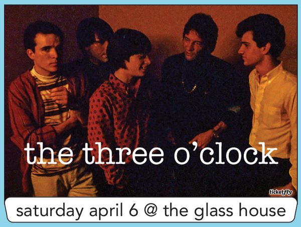The Three O'Clock
