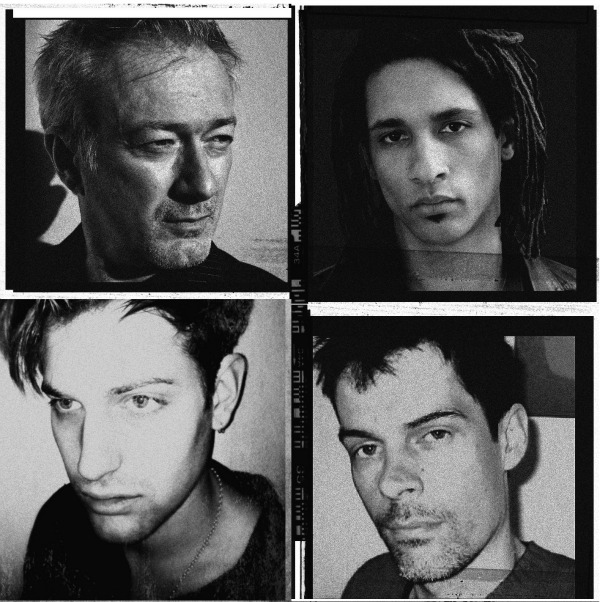 Gang of Four circa 2013