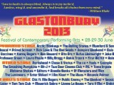 Glastonbury 2013: Nick Cave, Primal Scream, PiL, Tom Tom Club, Johnny Marr  and more