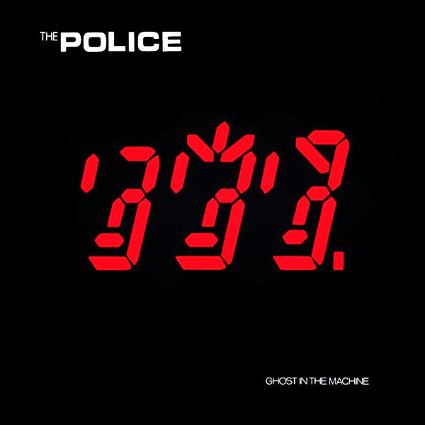 The Police, 'Ghost in the Machine'