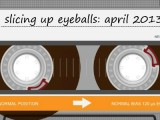 Stream: Auto Reverse — Slicing Up Eyeballs Mixtape (April 2013)