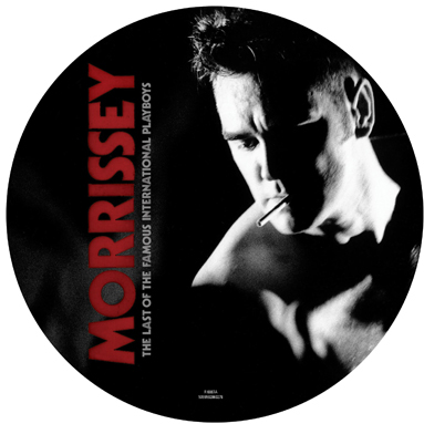 Morrissey, 'The Last of the Famous International Playboys' 7-inch
