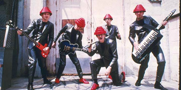 Devo rarities 'Recombo DNA!' to be reissued as 4LP/mini-CD set with unreleased tracks