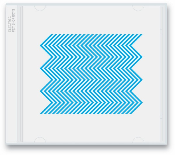 Pet Shop Boys 'Electric' CD
