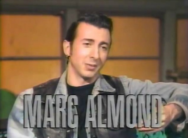 Marc Almond on '120 Minutes'