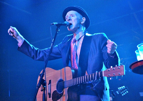 Philip Chevron of The Pogues