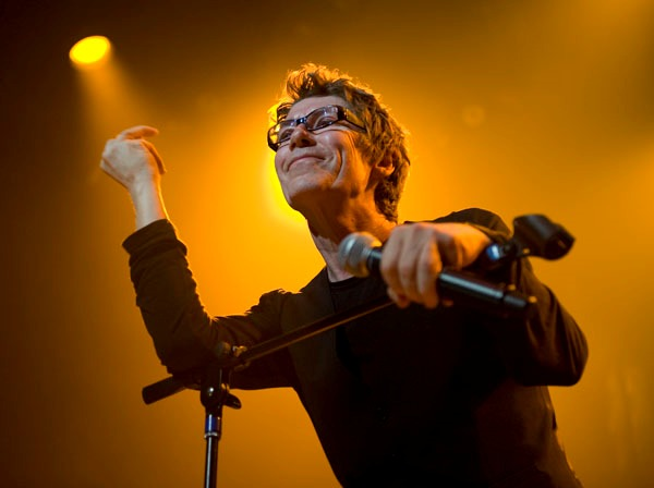 Richard Butler of The Psychedelid Furs