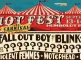Riot Fest 2013: Violent Femmes, Blondie, Mission of Burma, X, Dinosaur Jr, Peter Hook