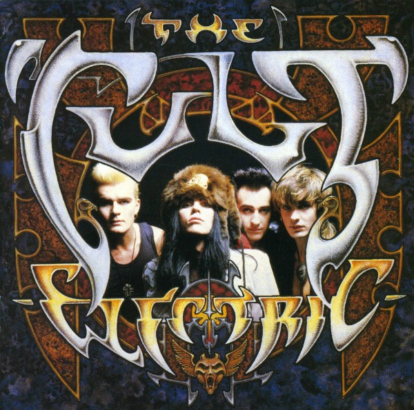 The Cult, 'Electric