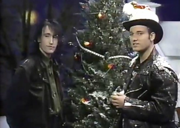 Trent Reznor and Dave Kendall