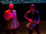 'Science!': Watch Buzz Aldrin perform 'She Blinded Me with Science' with Thomas Dolby
