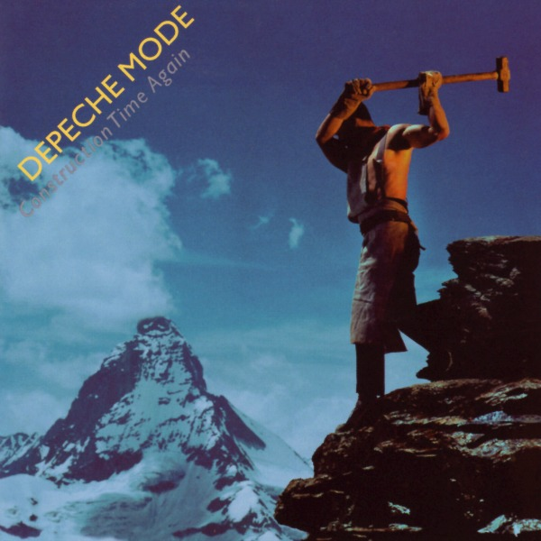 Depeche Mode, 'Construction Time Again'