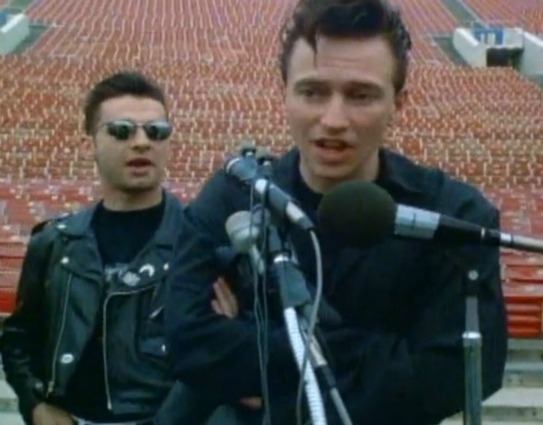 Depeche Mode at Rose Bowl