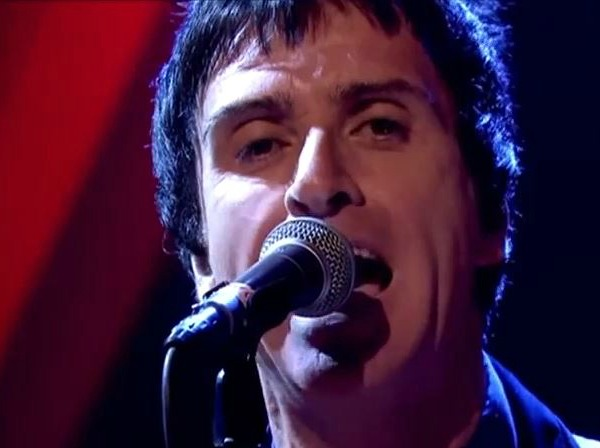 Johnny Marr on Jools Holland