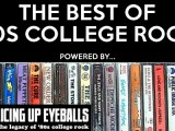 Now playing on a jukebox near you: Slicing Up Eyeballs' 'Best of '80s College Rock'