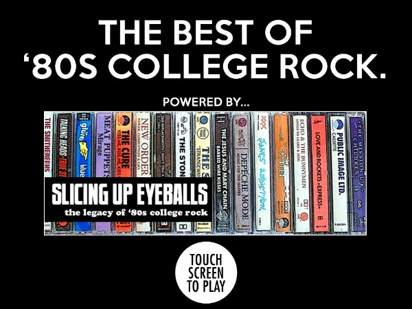 Now Playing On A Jukebox Near You Slicing Up Eyeballs Best Of