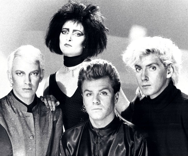 Siouxsie and the Banshees circa 'Tinderbox'