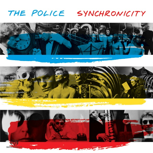 The Police, 'Synchronicity'