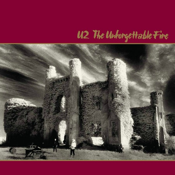 U2, 'The Unforgettable Fire'