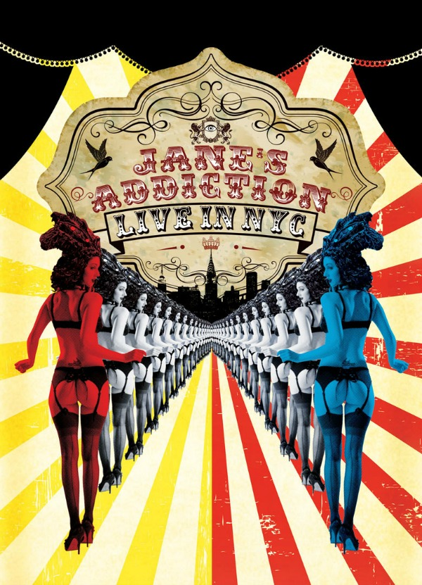 Jane's Addiction, 'Live in NYC'