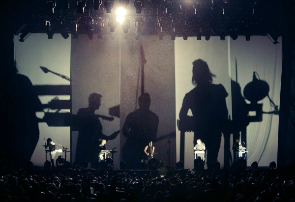 Nine Inch Nails at Fuji Rock
