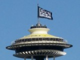 LIVE: Watch Mudhoney, J Mascis celebrate Sub Pop's 25th anniversary atop the Space Needle