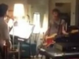 Watch 19 seconds of The Replacements rehearsing 'Favorite Thing' earlier today