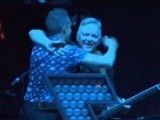 Video: Bernard Sumner and The Killers cover Joy Division's 'Shadowplay' at Lollapalooza