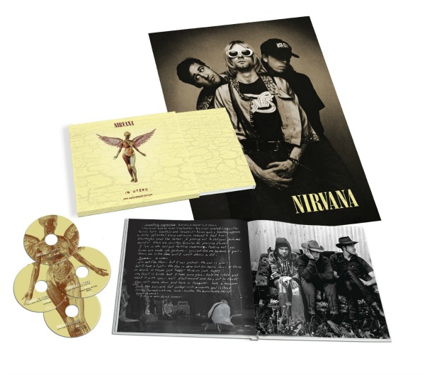 Nirvana, 'In Utero' box set