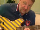 Video: Peter Hook demonstrates how to play New Order's 'Ceremony' on bass
