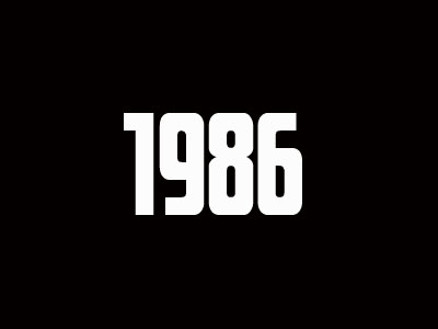 Top 100 Albums of 1986: Slicing Up Eyeballs' Best of the '80s — Part
