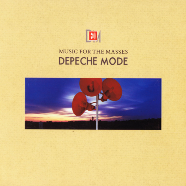Depeche Mode 'Music for the Masses'