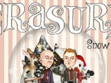 Erasure unveils tracklisting for 'Snow Globe' holiday album, previews 'Silent Night'