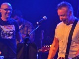 Video: Moby joins Peter Hook on trio of Joy Division songs at Seattle concert