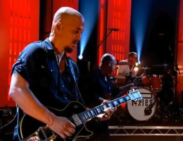 Pixies on 'Jools Holland'
