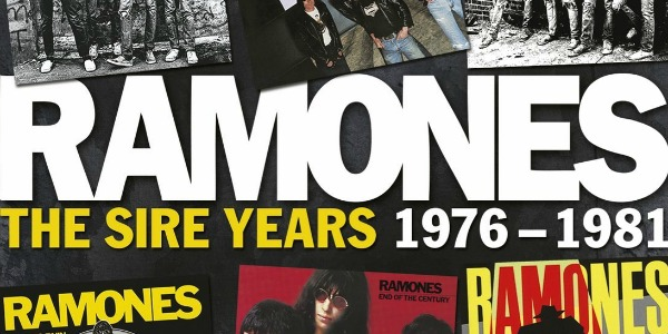 Ramones' first 6 albums collected in new 'The Sire Years