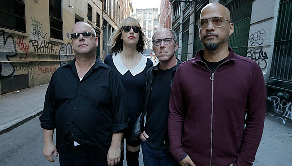 Pixies Announce 33 Date North American Tour In Early 2014