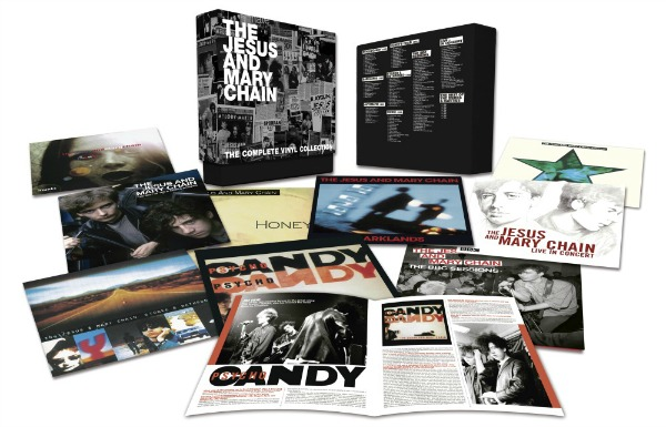The Jesus And Mary Chain S 11lp Complete Vinyl Collection