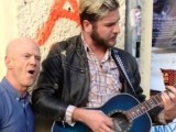 Video: Jimmy Somerville drops in on busker singing Bronski Beat's 'Smalltown Boy'